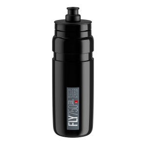 Bidon Elite Fly 750 ml czarny
