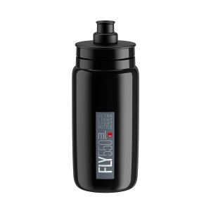 Bidon Elite Fly 550 ml czarny